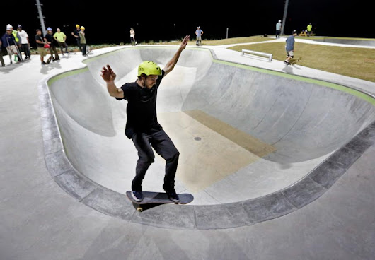 Charleston's first major skate park opens next week, but some not thrilled about its rules