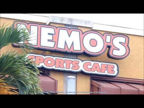 FLORIDA ADVERTISING / NEMOS SPORTS CAFE 42 Mid Cape Terrace Cape Coral, FLORIDA 33991 (239) 772-1661