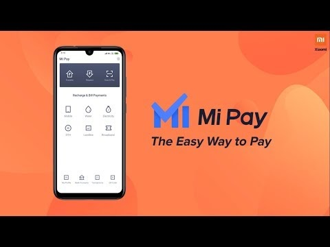 Mi Pay : The Easy Way to Pay