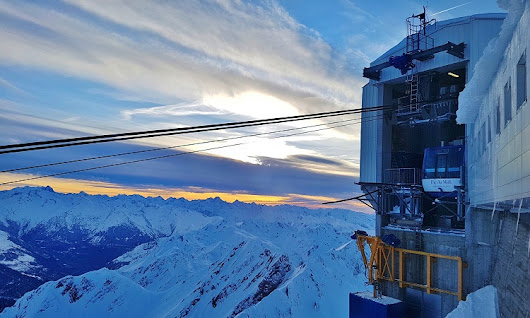 An evening on Pic du Midi - French Pyrenees - MelbTravel