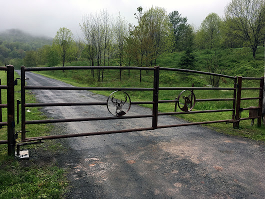 6 Eye-catching Metal Driveway Gate Designs | Tri State Gate Blog