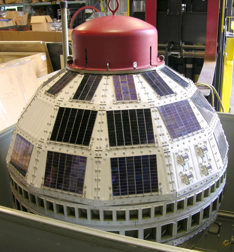 Telstar Satellite