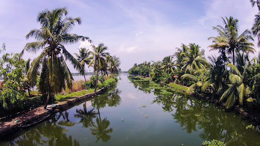 An ode to Kerala · Happy Feet!