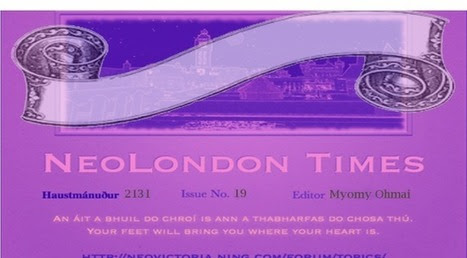 The NeoLondon Times ~ Volume 19