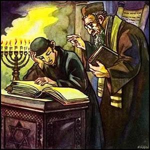 Талмуд – доктрина захвата власти иудеями