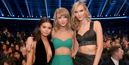 Taylor Swift's Video Appearance at American Music Awards - Why T.Swift Not at AMAs or Victoria's Secret Fashion Show 2017