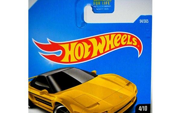 2012 Acura Nsx Concept Hot Wheels