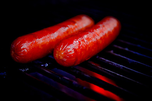 Summer = Grill = Hotdogs!
