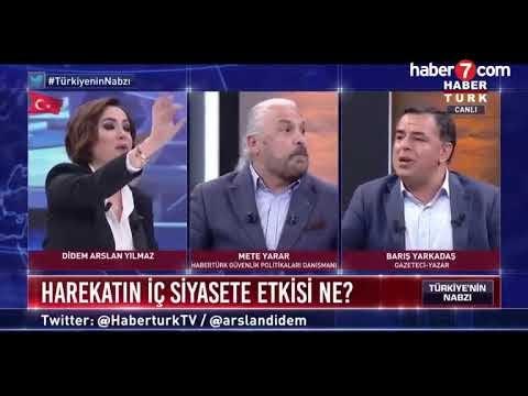Mete Yarar canlı yayında çok sinirlendi!