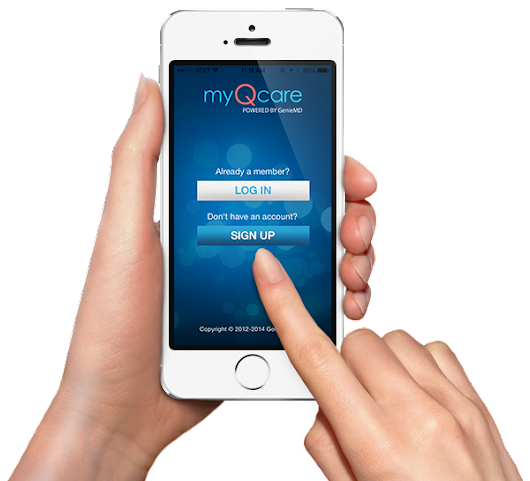 myQcare Mobile Application