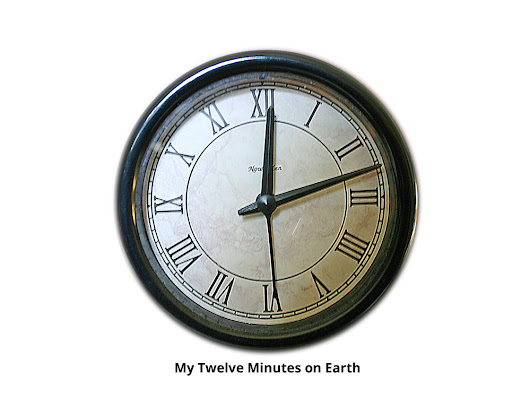 My Twelve Minutes on Earth