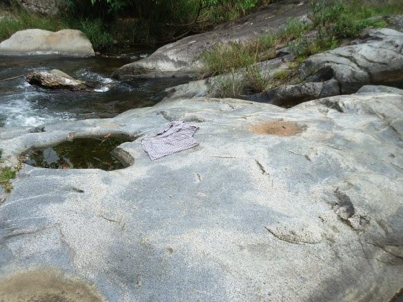 Tắm tiên ở Chư Yang Sin - Krông Bông- Đắk Lắk