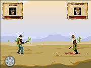 Jogar Cowboy duel Jogos
