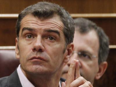 El actor y diputado de UPyD, Toni Cantó.