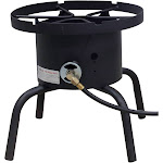 Camp Chef Outdoor High Pressure Single Cooker - Black