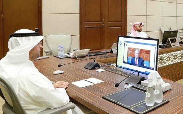 """""""التعاون الخليجي يؤكد أهمية تضافر الجهود الدولية لمواجهة تحديات ما بعد كورونا"""