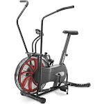 Marcy Stationary Upright Fan Bike (NS-1000), Adult Unisex