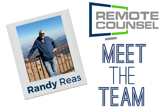 Meet the Team - Randy Reas