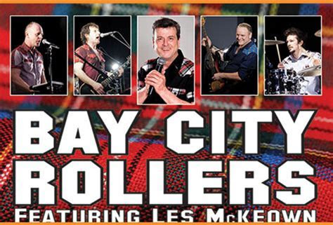 Les McKeown's Bay City Rollers   King's Hall Ilkley