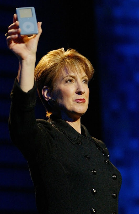 How Steve Jobs Fleeced Carly Fiorina — Backchannel