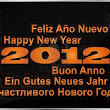 Say Happy New Year In Different Languages