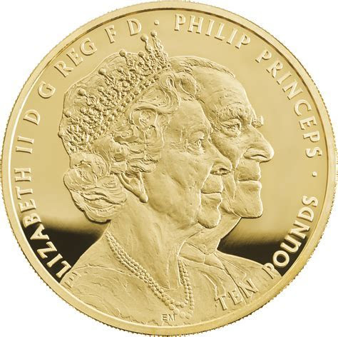 70. Wedding Anniversary: Royal Mint honors Queen Elizabeth