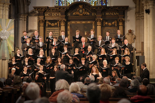 Yorkshire Bach Choir 2016-17: Bach and beyond