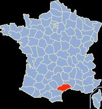 Communes of the Hérault department
