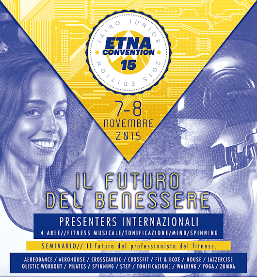 Cerchi un Evento Fitness a Catania? Etna Convention