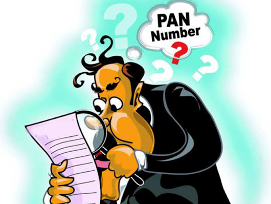Banks asked to get all account holders' PAN or Form-60 if PAN is not available