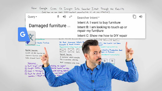 How Google Gives Us insight into Searcher Intent Through the Results - Whiteboard Friday - Moz
