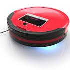Bobsweep Pethair Robotic Vacuum Cleaner - Red Rouge