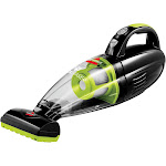 Bissell Pet Hair Eraser 1782 Handheld Vacuum - Bagless - Black/cha cha lime