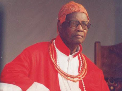 Oba of Benin dies