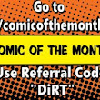 Comic Of The Month Club Review Month 3 - The Pop Culture Network