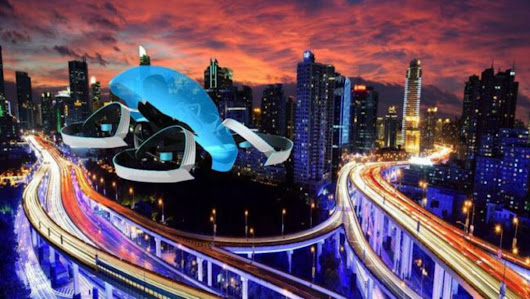 Toyota is getting in on the flying car thing too