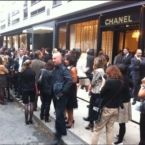 Vogue Fashion Night Paris Tonight #FNO