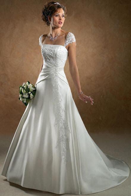 Beautiful Wedding Dresses   White Wedding Gown   Wedding Dress