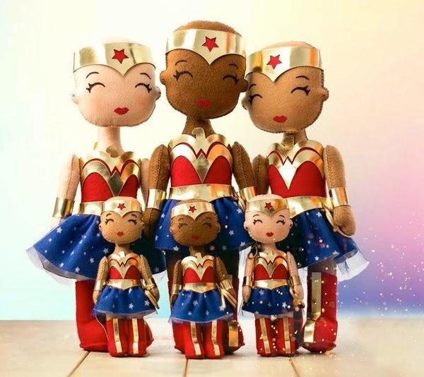 Projeto doa dinheiro arrecadado com venda de bonecas de pano para lar de acolhimento de crianças com câncer