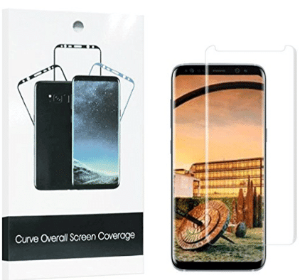 Top 10 Best Screen Protector for Galaxy S8 (Dec, 2018) - Buyer's Guide