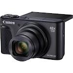 Canon Powershot SX740 HS Digital Cameras - 20.3MP - Black