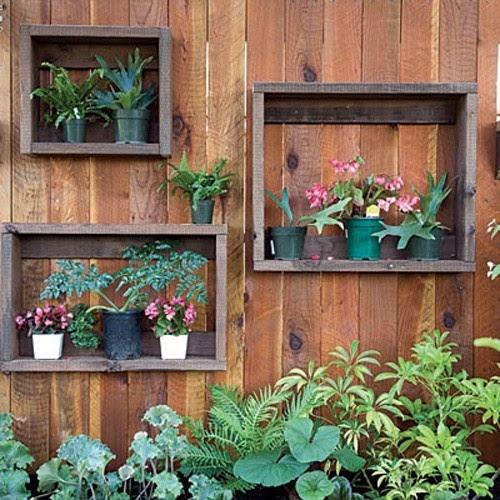 Fence Decorating Ideas
