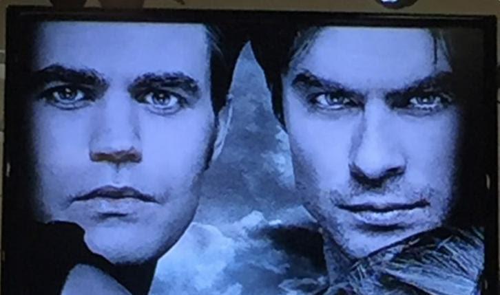 Resultado de imagem para The Vampire Diaries season 8 poster