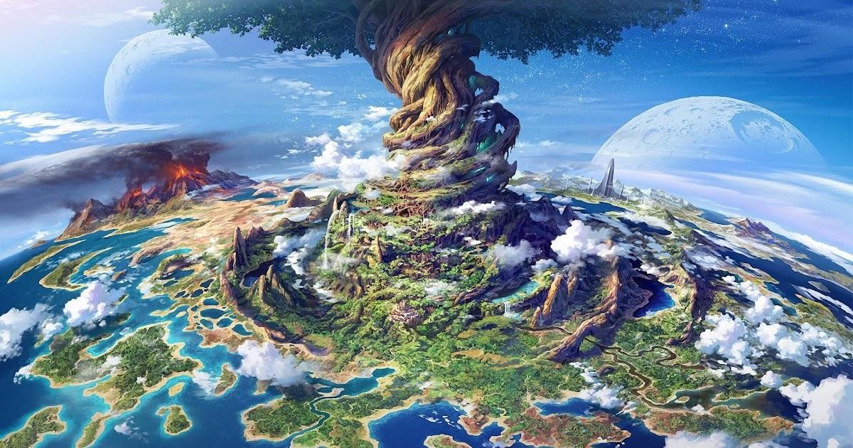 壮大な雪山景色   無料壁紙の画像   483