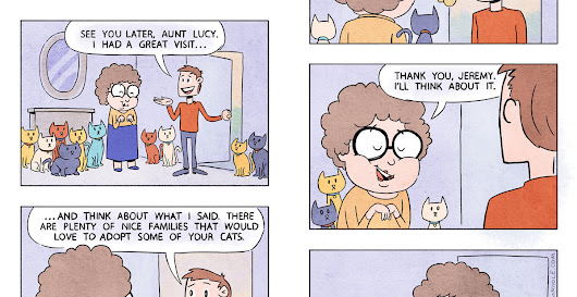 Cat Lady [Comic]