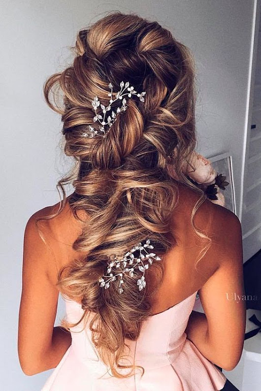 Bridal Hair Accessories - Mother of the Bride