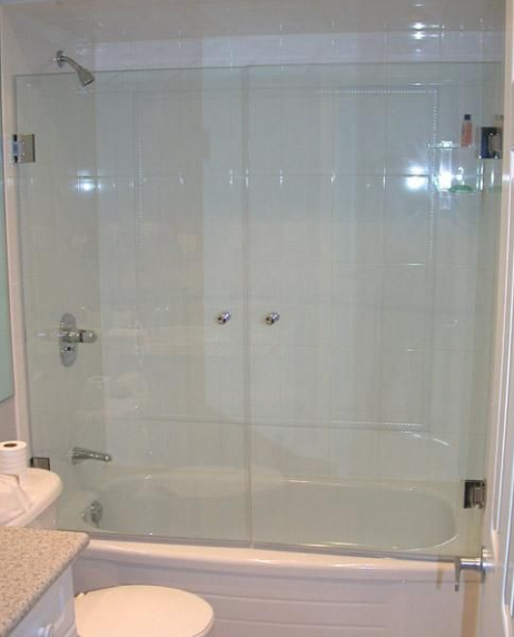 Frameless Shower Doors In Ramsey Bergen County Glass Services