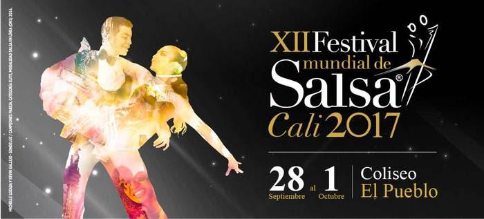 Más de tres mil seguidores, eligieron el afiche del XII Festival Mundial de Salsa.
