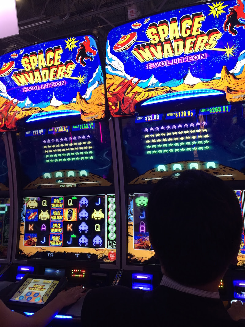 Igt cosmic invaders slot machine online 2by2 gaming download real