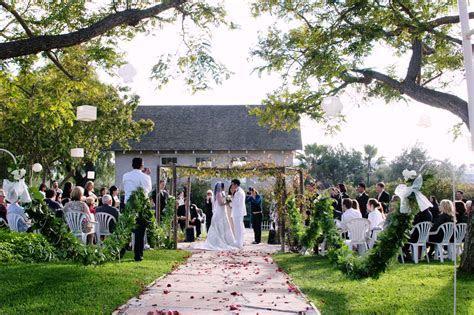 County of San Diego: Rancho Guajome Adobe Weddings